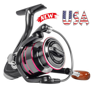 All Models Spinning Fishing Reels Lure Metal Body Left/Right Interchangeabl