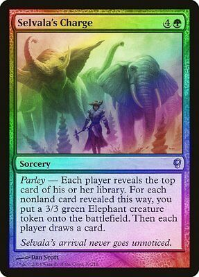 Respite FOIL Conspiracy NM-M Green Common MAGIC THE GATHERING MTG CARD ABUGames