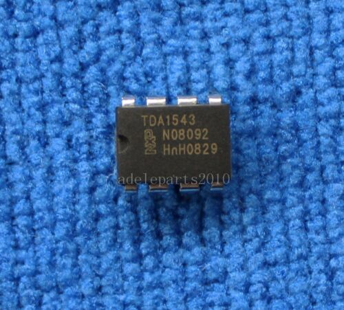 50pcs TDA1543 Dual 16-bit DAC Chip DIP-8