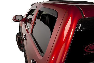 Auto Ventshade Low-Profile Deflectors 894004