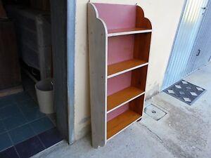 Libreria legno libreria parete libreria shabby chic pensile libreria