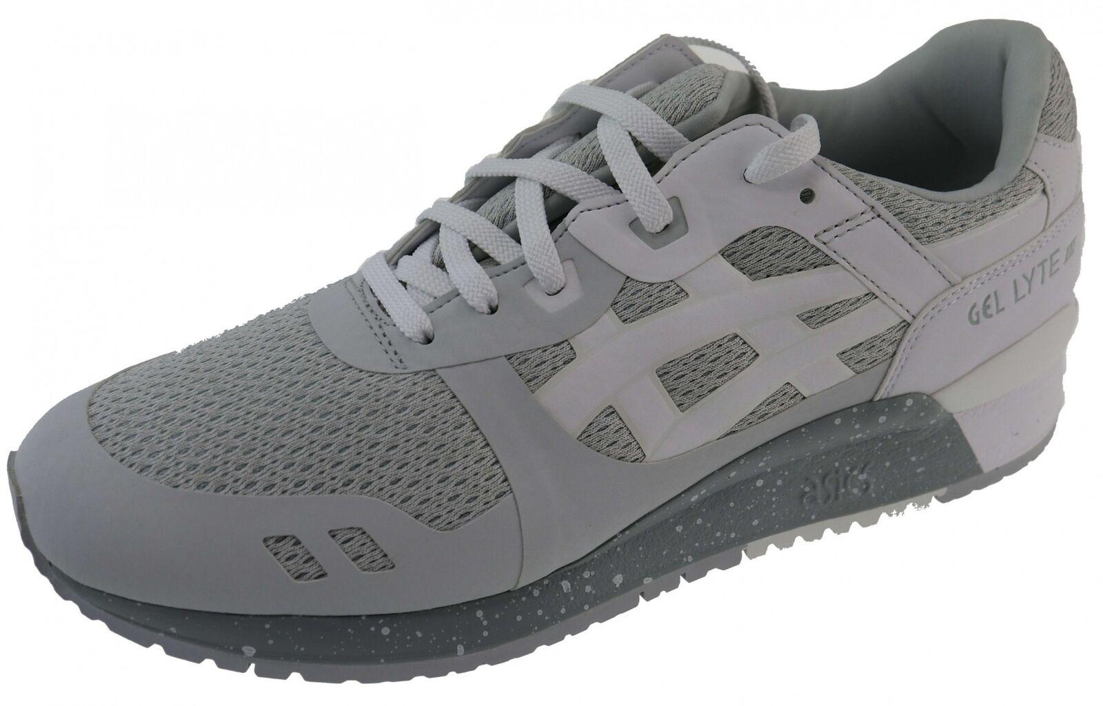 Asic running ghiacciaio gel lyte 3 ns ghiacciaio running bianco grigio gr.46,5 c62a19