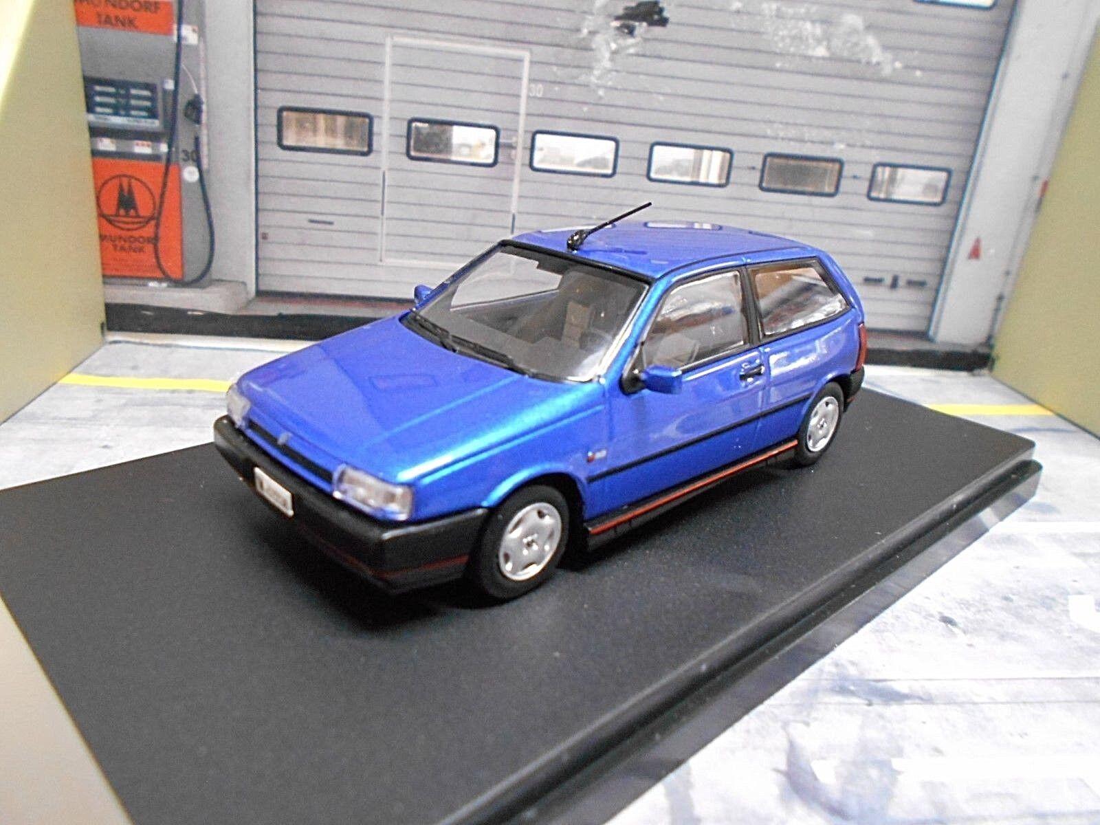 FIAT FIAT FIAT Tipo 2.0 ie 16V blue bluee 1995 IXO PremiumX 1 43 b582dd