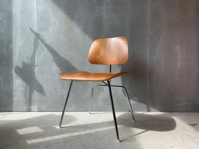 Eames, Eames DCM Chair designed by Charles Ray Eames /…