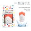 thumbnail 17 - 4Teeth Baby Teething Mitten Premium Soft Silicone Toy in Gift Box BLUE,PINK