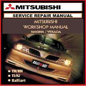 mitsubishi magna verada 1997 2005 th tj tl tw kh kl kw rh ebay com au Mitsubishi Magna 2002 Mitsubishi Starion