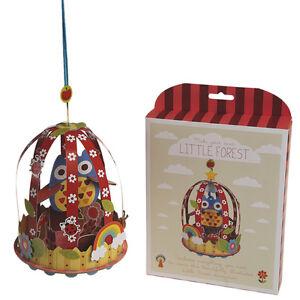 Details Zu Bastelse Eulenkäfig Kreativset Frühjahr Eule Deko Basteln Papier Ostern Kinder