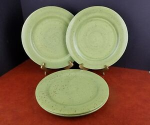 Image is loading set-4-Pfaltzgraff-dinner-plates-Nuance-of-Sage- & set/4 Pfaltzgraff dinner plates Nuance of Sage dinnerware green ...