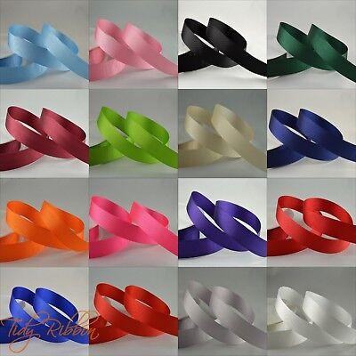 10mm flower design grosgrain ribbon craft sewing scrapbooking dummy clips
