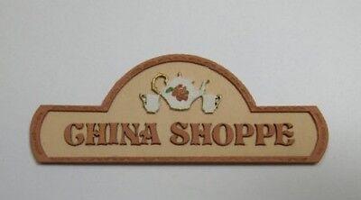 Antique Shop Sign Kit CHM