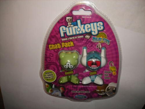 UB Funkeys Dream State Chat Pack of 2 Holler Boggle Computer Game FREE SHIP New