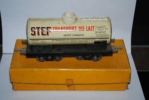 Jep Wagon Reservoir A Laitstef En    Boite Ref 4692  0