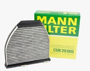 MANN-Filter-Aktivkohlefilter-CUK-29-005-Mercedes-W212-S212-W204-S204-A207-C207