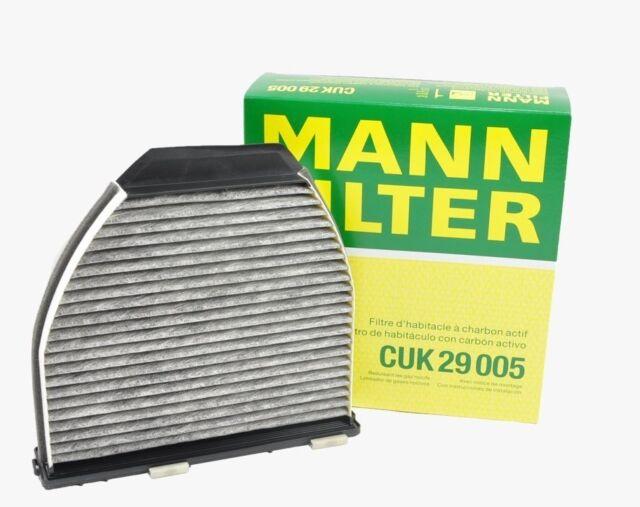 CUK 29 005 Carbon Activated Cabin Air Filter Mann Filter