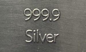 9999 Pure Silver Wire 1.5mm x 12 inches