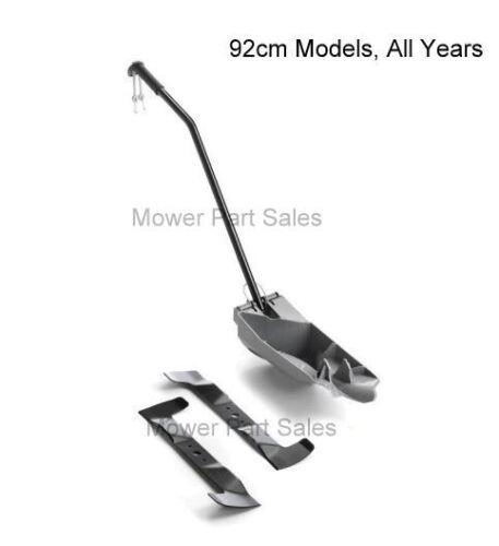 1436 299900070//0 mulching Plug C//W Paillis Blades Mountfield 1236 M 1636 1236 H