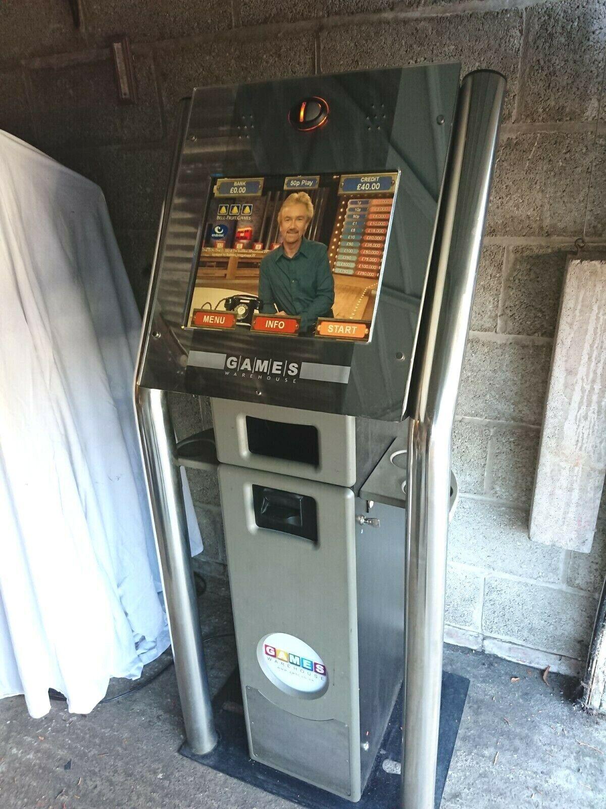 Pub Quiz Machine now on free play Monopoly, Skill Ball Bingo, Millionaire etc