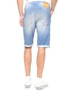 True Religion $168 Men's Indigo Corduroy Big T Shorts- Size 31 NWT