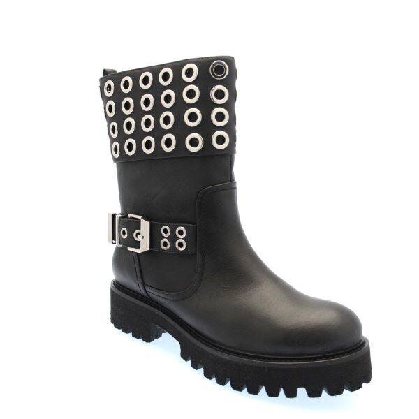 ORIGINAL Scervino Ankle Stiefel Female Größe 6,5 - scs395017n00140