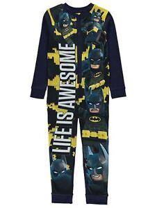 Batman Pyjamas Ages 4 to 10 Years