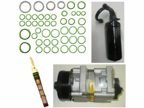 For 1997 Mercury Mountaineer A//C Compressor Kit 77363GM 5.0L V8 A//C Compressor