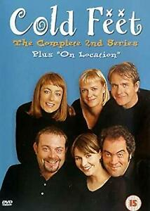 Cold-Feet-The-Complete-Second-Series-DVD-1997-Used-Good-DVD