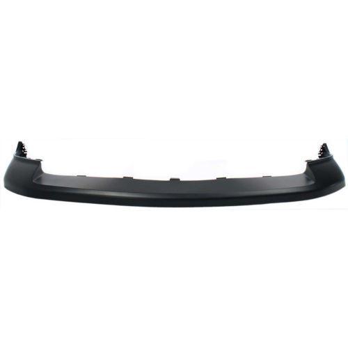 Plastic Primed Front Upper Bumper Cover For 1500 11-12