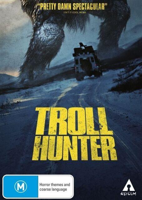Troll Hunter (DVD, 2011)