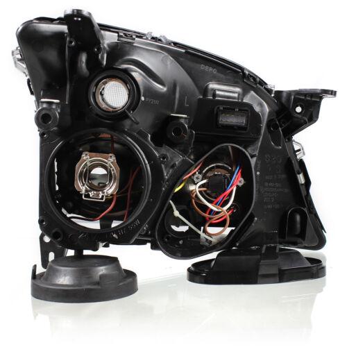 04//02-08//05 H7//H7 mit Blinker Halogen Scheinwerfer Set OPEL VECTRA C Bj
