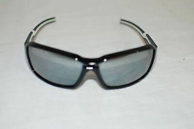 Lazer Xenon X1 Sunglasses Red Frame w// Smoke Lens Blocks 100/% UVA and UVB Rays