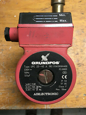 Fein Grundfos Upe 25 - 45 A 180 Airlectronic Kaufe Jetzt