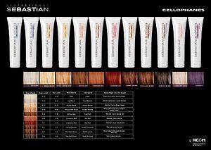 Sebastian Cellophanes Color Treatment 10 1oz Choose Your