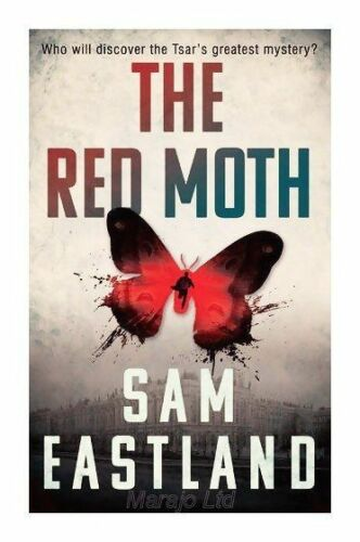 1 of 1 - The Red Moth-ExLibrary