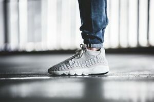 info for 387c7 f9327 Image is loading Nike-Air-Footscape-Woven-Chukka-QS-Light-Bone-