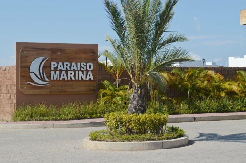 VENTA LOTES RESIDENCIALES TERRENO MARINA MAZATLAN PARAISO MARINA