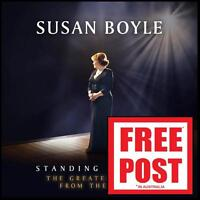 SUSAN BOYLE - STANDING OVATION : THE GREATEST SONGS FROM THE STAGE CD *NEW*