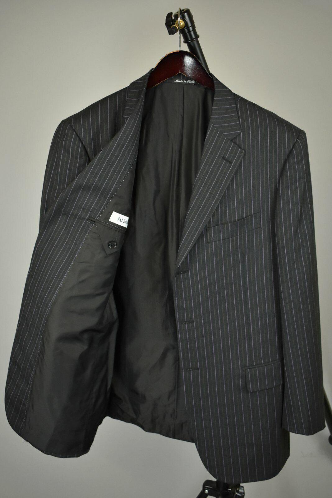 PAL ZILERI Men's (EU) 54 or LARGE 100% Wool Formal Blazer ITALY MADE  RCS12361