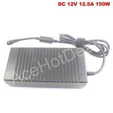 AC Power Adapter DC 12V 12.5A 150W for PICO BOX DC-ATX PSU HTPC Mini PC