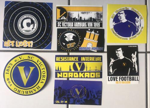 SC Victoria Hamburg von 1895-8 Aufkleber Ultras Nordkoas