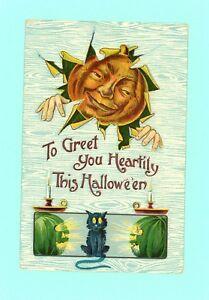 Halloween-Vintage-Postcard