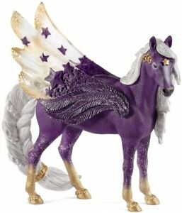 Schleich 70579 Star Pegasus  Bayala Mare Toy Model Horse Figurine 2019- NIP