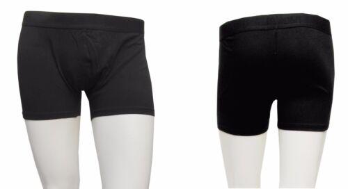 Herren Unterhose Boxershort Slip Gr.XL Schwarz