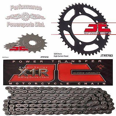 JT 520 O-Ring Chain 16-42 T Sprocket Kit 70-2893 for Suzuki GSXR750 1997-1999