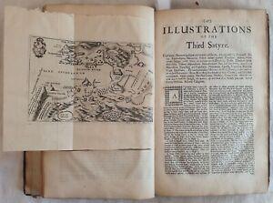 DECIMUS JUNIUS JUVENALIS AULUS PERSIUS GIOVENALE PERSIO FLACCO INCISIONI 1673