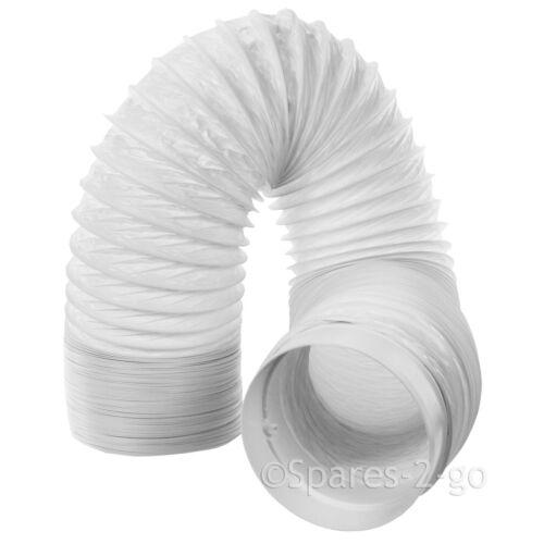 "6m Vent Hose PVC Duct 5/"" Extension for Dimplex Air Conditioner Conditioning Unit"