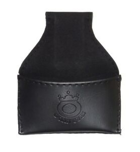 O-039-Min-Snooker-amp-Pool-Chalk-Pouch-Holder-Black