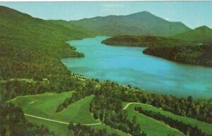 Whiteface-Mountain-Lake-Placid-New-York-Vintage-Unused-Postcard-SL1