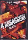 4 Assassins (DVD, 2012) - Nuevo Precintado