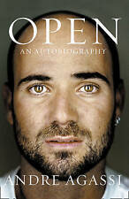 Open: An Autobiography by Andre Agassi (Paperback, 2010)