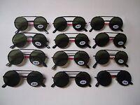 12 Pairs Flip-up Children's Sunglasses Wholesale Lot 100% Uv Protection (1g)